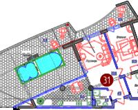 2-комнатная квартира 157 кв. м